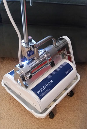 dry carpet cleaning machine MD VA DC